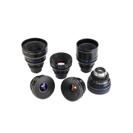 SET Carl Zeiss CP2
