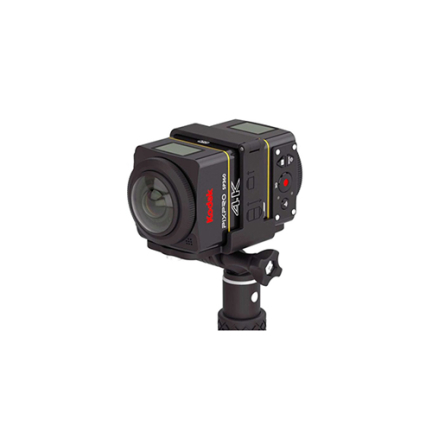 Kodak PIXPRO SP360 4K Action Camera Dual Pro Pack